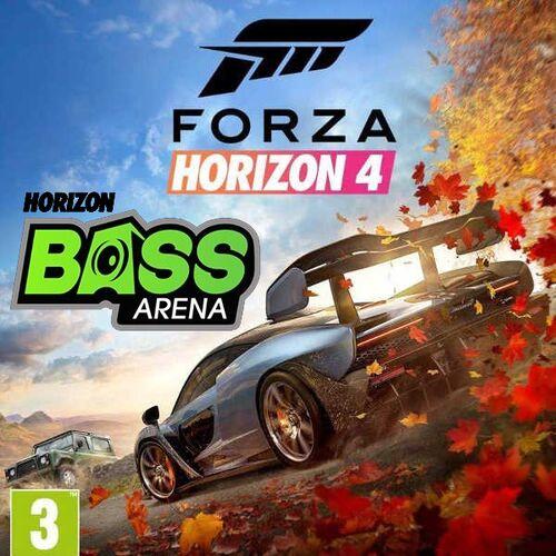 VA - Forza Horizon 4 - Bass Arena Soudtrack [LP] 2018