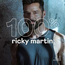100% Ricky Martin 2020 CD Completo