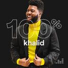 100% Khalid