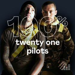 100% Twenty One Pilots 2020 CD Completo