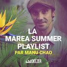 La Marea Summer playlist by Manu Chao