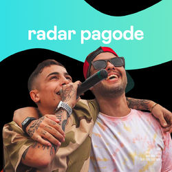 Radar Pagode – Abril 2021 CD Completo