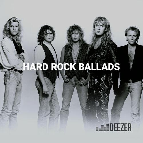 Baixar CD Hard Rock Ballads – Vários artistas  (1996) Grátis