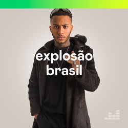 Explosão Brasil 2020 CD Completo