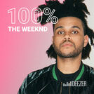 100% The Weeknd