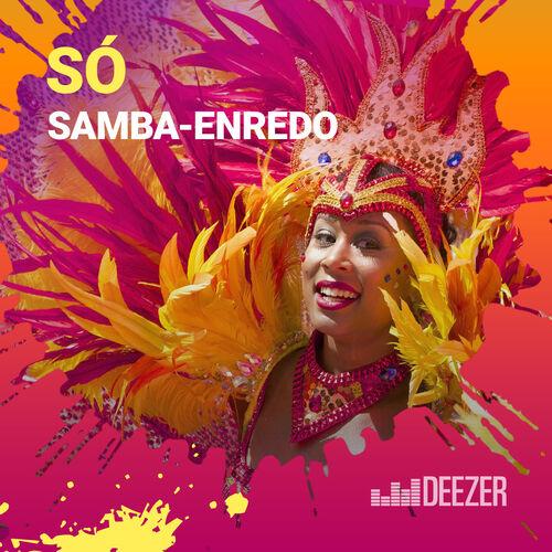 Baixar CD Só Samba-enredo – Vários Artistas (—) Grátis