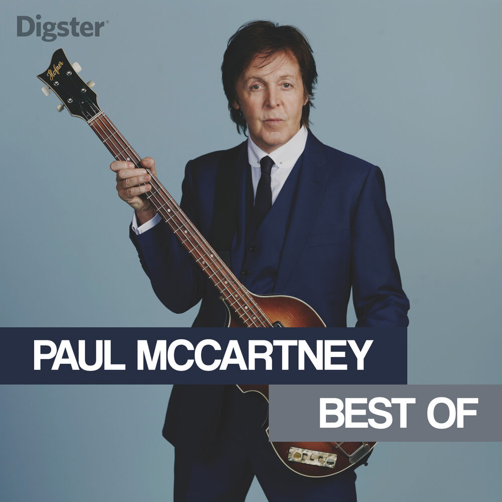 Paul McCartney Best Of