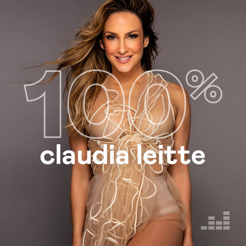100% Claudia Leitte 2020 CD Completo