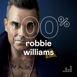 100% Robbie Williams 2019 CD Completo