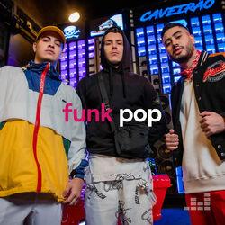 Capa Vários Artistas – Funk Pop