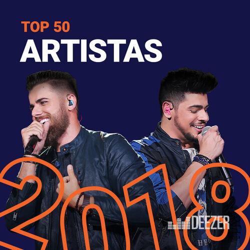 Baixar CD Top 50 Artistas 2018 – Vários artistas (2018) Grátis