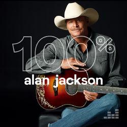 100% Alan Jackson 2020 CD Completo