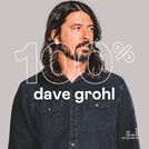100% Dave Grohl