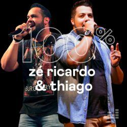 100% Zé Ricardo e Thiago 2020 CD Completo
