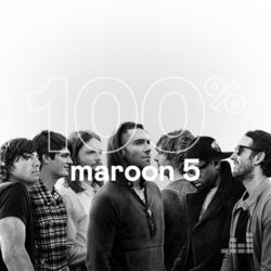 100% Maroon 5 (2020) CD Completo