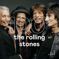 100% The Rolling Stones 2020 CD Completo