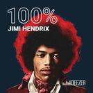 100%  Jimi Hendrix