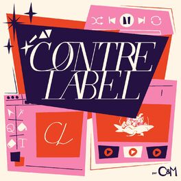 Show cover of CONTRE LABEL