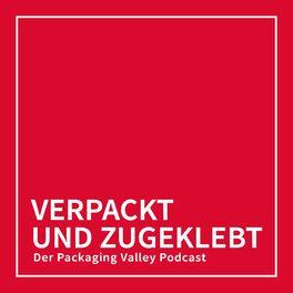 Show cover of Verpackt und Zugeklebt