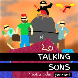 Show cover of Talking Sons: A Dungeons and Daddies Fancast