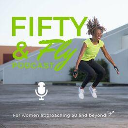 Show cover of Fifty & Fly with Eugénie Burton