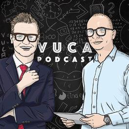 Show cover of VUCA-Podcast| Der Generationen-Talk über die Welt von Morgen