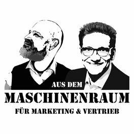 Show cover of Aus dem Maschinenraum für Marketing und Vertrieb