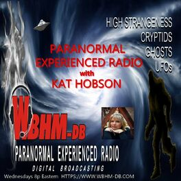 Show cover of Paranormal Experienced with Kat Hobson