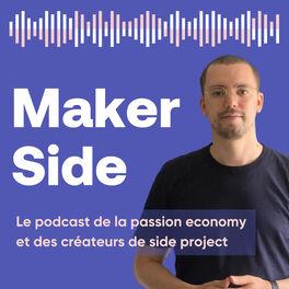 Episode cover of Comment vendre ses créations sur le web en side project ? Avec Kévin Mercier créateur d'UI Shop.