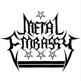 Show cover of The Metal Embassy Podcast