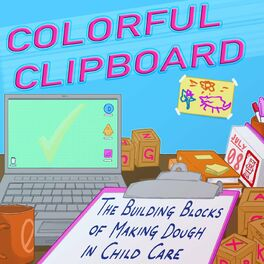 Show cover of Colorful Clipboard