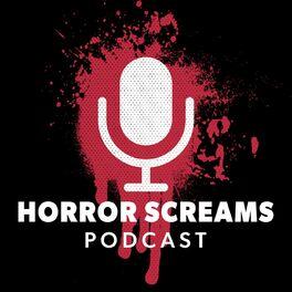 Show cover of HorrorScreams Podcast