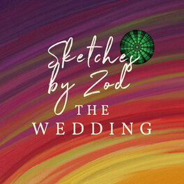 Show cover of Sketches by Zod: The Wedding