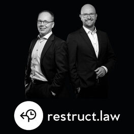 Show cover of restruct.law