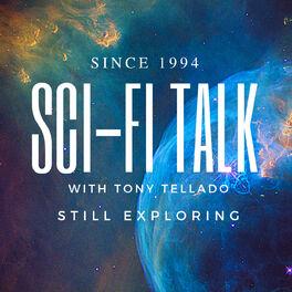 Show cover of Sci-Fi Talk