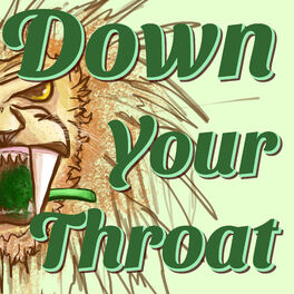 Show cover of Down Your Throat - Vegan Advocacy