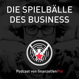 Show cover of DIE SPIELBÄLLE DES BUSINESS