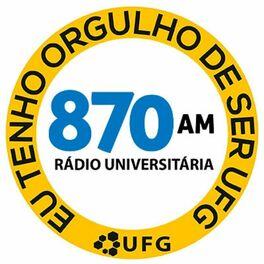 Show cover of Rádio Universitária - UFG