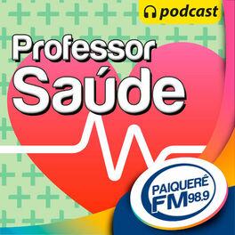 Show cover of Professor Saúde