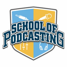 Show cover of School of Podcasting