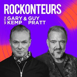 Show cover of Rockonteurs with Gary Kemp and Guy Pratt