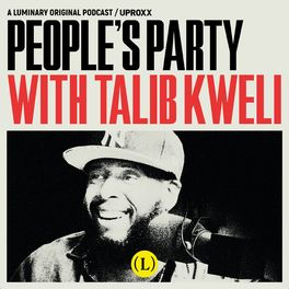 Show cover of People's Party with Talib Kweli
