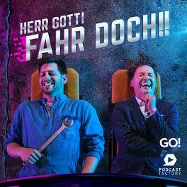 Show cover of Herr Gott! Fahr doch!!