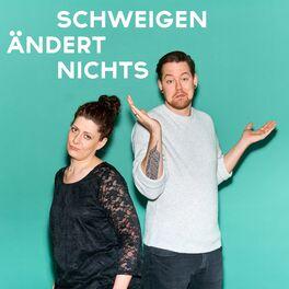 Show cover of Schweigen ändert nichts - Der Podcast von Batomae & Jana Crämer