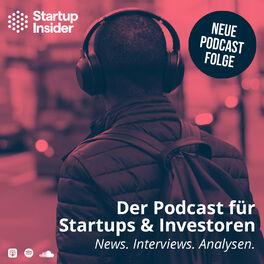 Episode cover of Startup Insider Daily • Flink • Swarm • Hellofresh • Shpock • SoundCloud • Facebook • Teamviewer