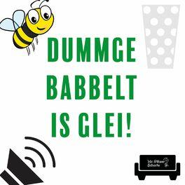 Show cover of Dummgebabbelt is glei