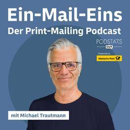 Episode cover of #2 Digitaler als Du denkst: das Print-Mailing – mit Dirk Görtz, Deutsche Post