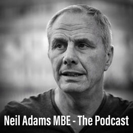 Show cover of Neil Adams MBE - The Podcast.