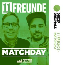 Show cover of MATCHDAY - Der 11FREUNDE Podcast