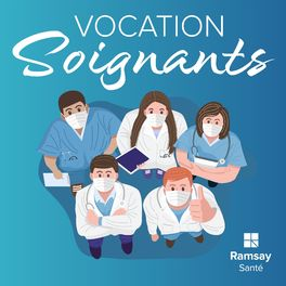 Show cover of Vocation Soignants